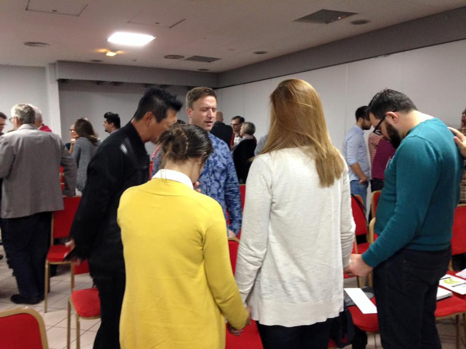 Prayer Turin 2016